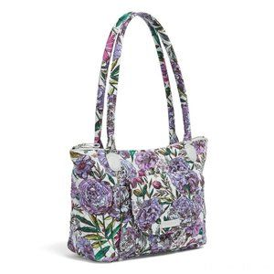 Vera Bradley Carson East West Shoulder Bag Tote
